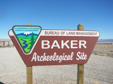 The Baker Archaeological Site